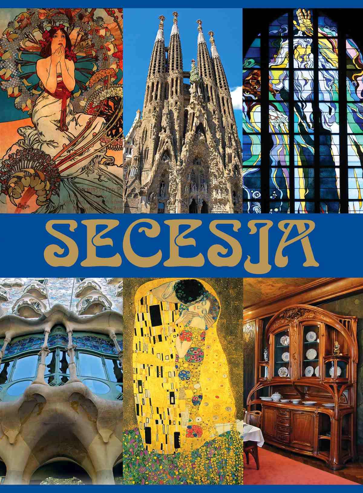 Secesja - Ebook (Książka PDF) do pobrania w formacie PDF