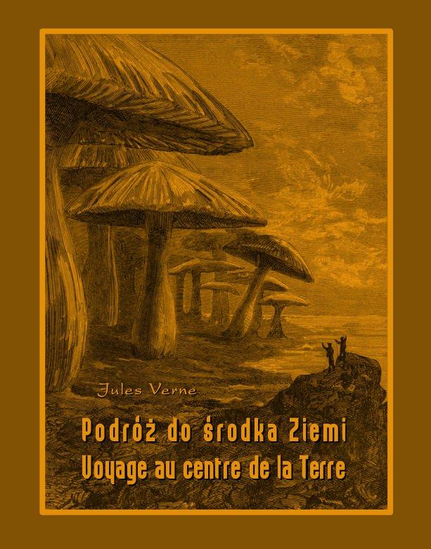 Podróż do środka Ziemi. Voyage au centre de la Terre - Ebook (Książka EPUB) do pobrania w formacie EPUB