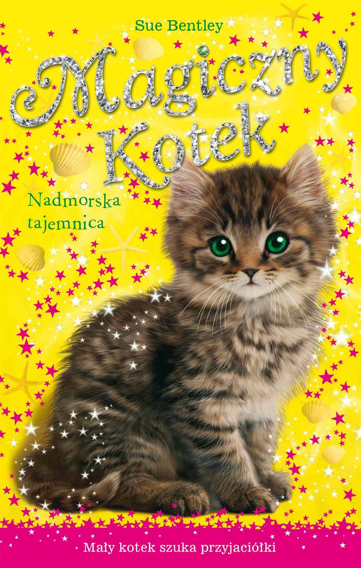 Nadmorska tajemnica. Magiczny kotek - Ebook (Książka na Kindle) do pobrania w formacie MOBI