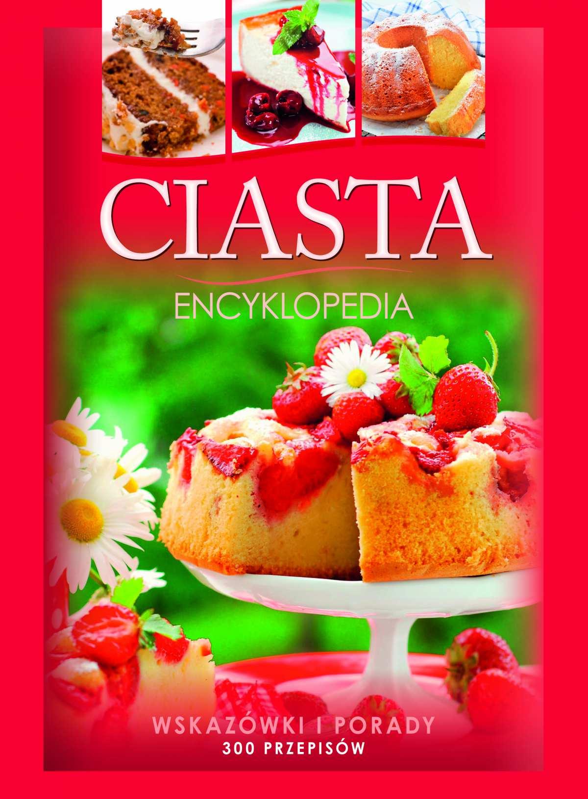 Ciasta. Encyklopedia - Ebook (Książka PDF) do pobrania w formacie PDF