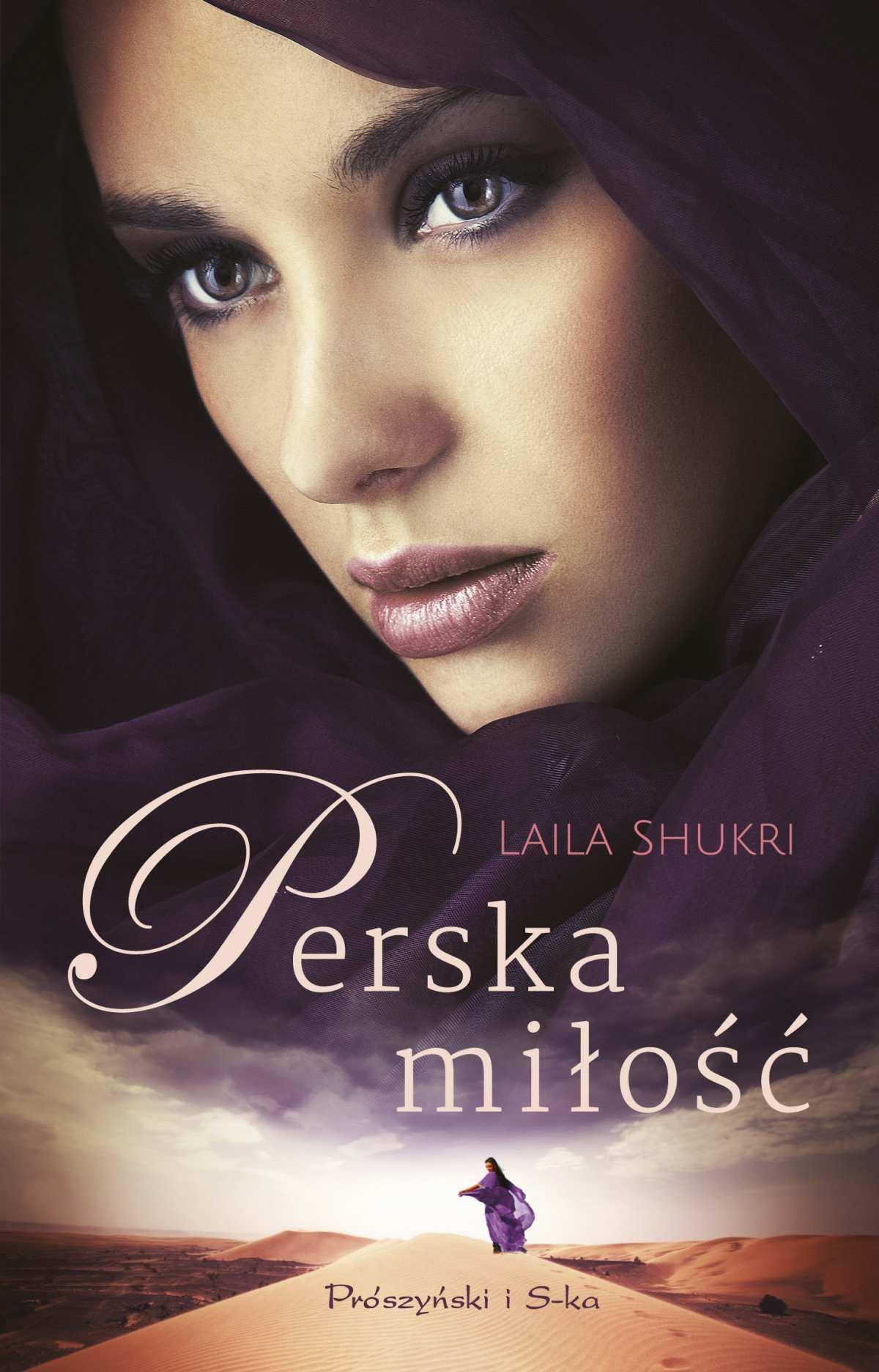 Perska miłość - Ebook (Książka EPUB) do pobrania w formacie EPUB