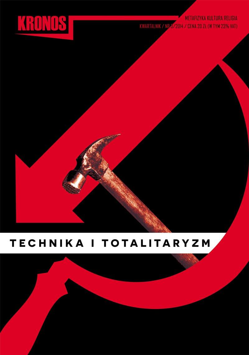 Kronos 3/2014. Technika i totalitaryzm - Ebook (Książka na Kindle) do pobrania w formacie MOBI
