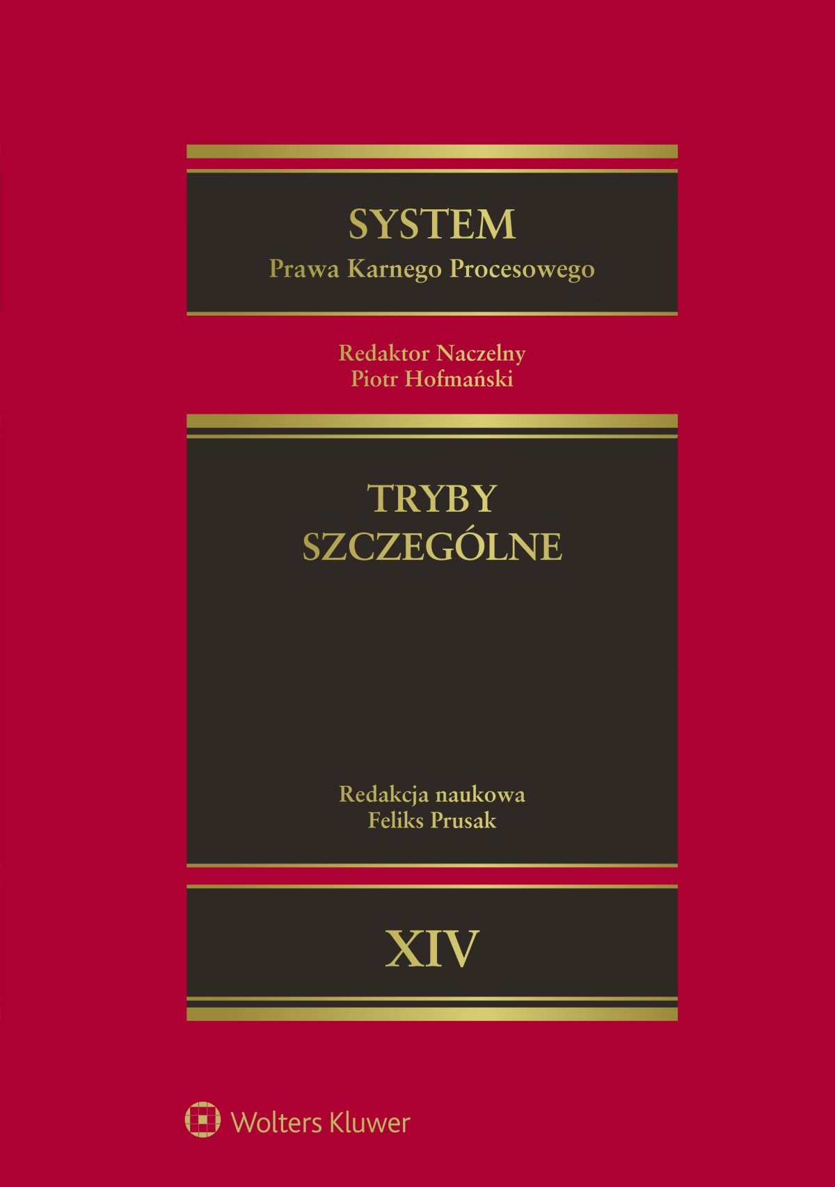 System Prawa Karnego Procesowego. Tom XIV. Tryby szczególne. Wydanie 1 - Ebook (Książka EPUB) do pobrania w formacie EPUB