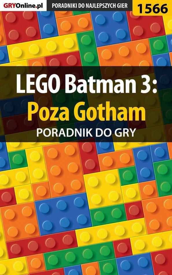 LEGO Batman 3: Poza Gotham - poradnik do gry - Ebook (Książka PDF) do pobrania w formacie PDF