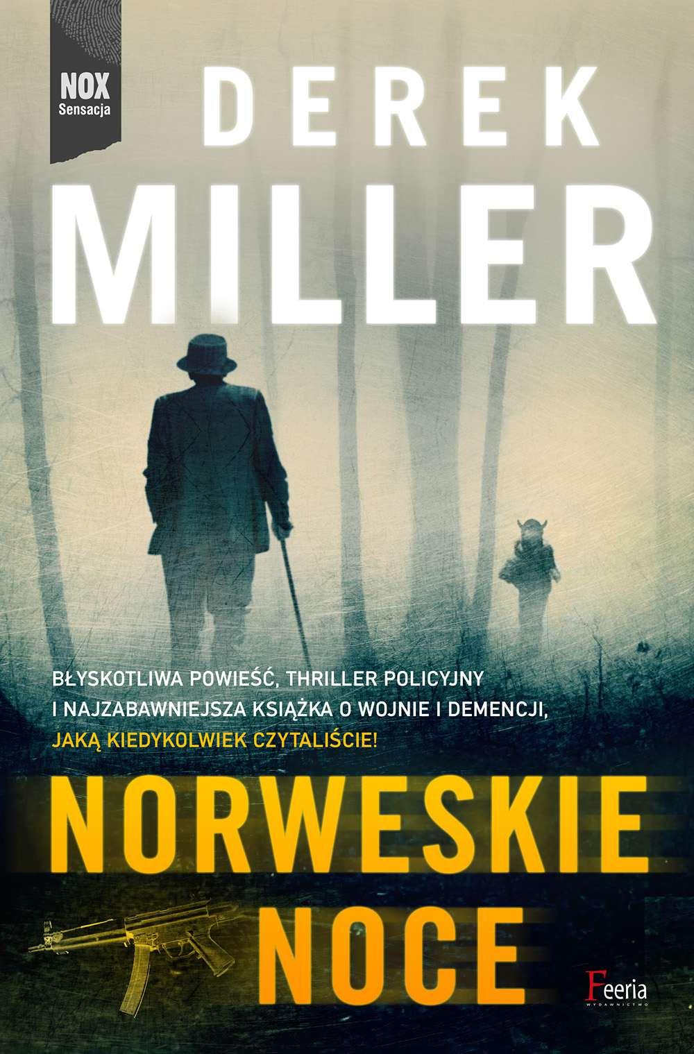 Norweskie noce - Ebook (Książka EPUB) do pobrania w formacie EPUB