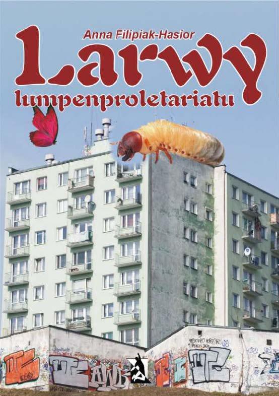 Larwy lumpenproletariatu - Ebook (Książka EPUB) do pobrania w formacie EPUB
