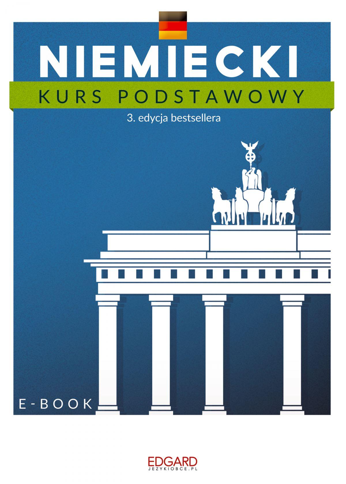 Niemiecki Kurs podstawowy 3. edycja - Ebook (Książka EPUB) do pobrania w formacie EPUB