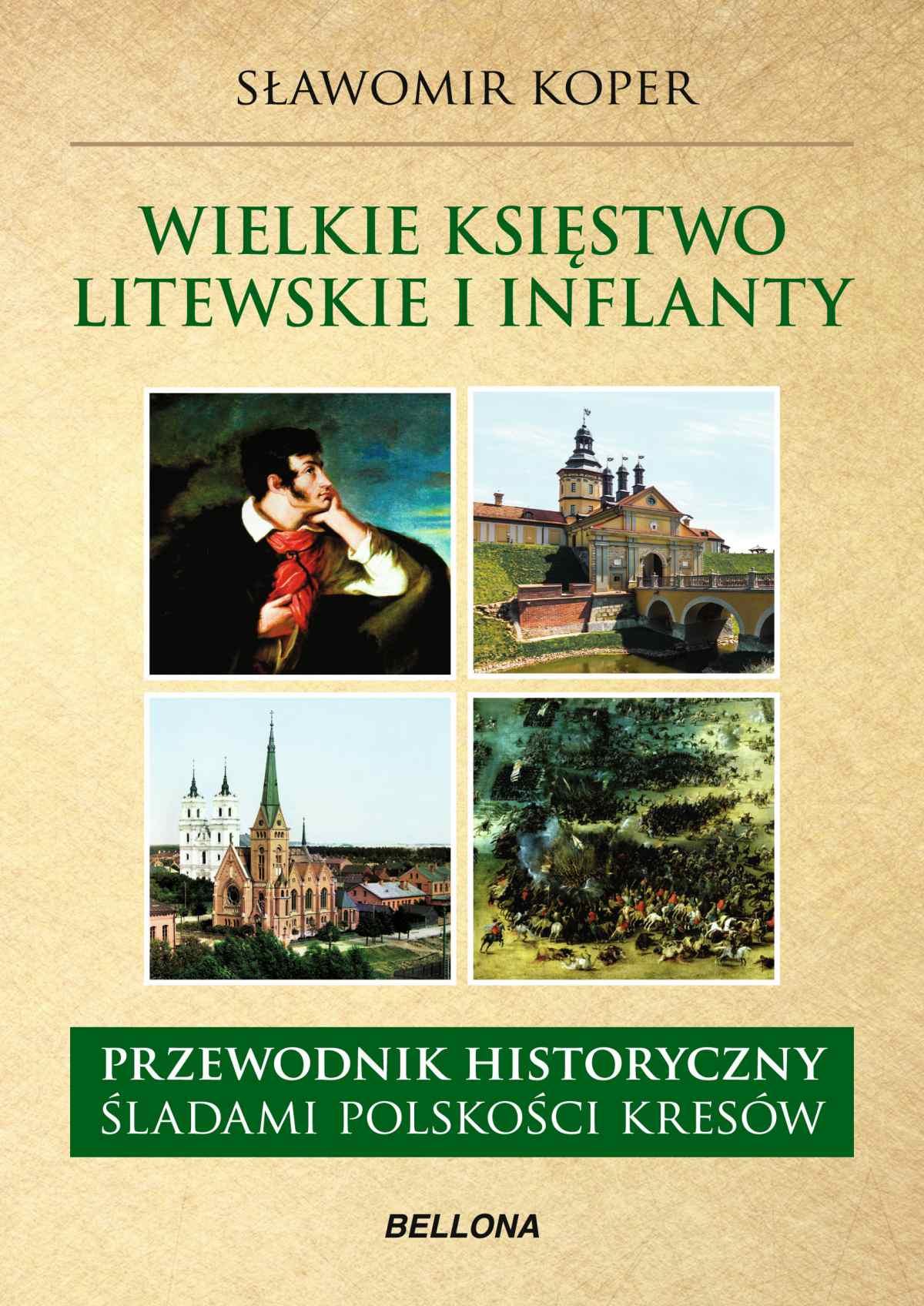 Wielkie księstwo Litewskie i Inflanty - Ebook (Książka EPUB) do pobrania w formacie EPUB