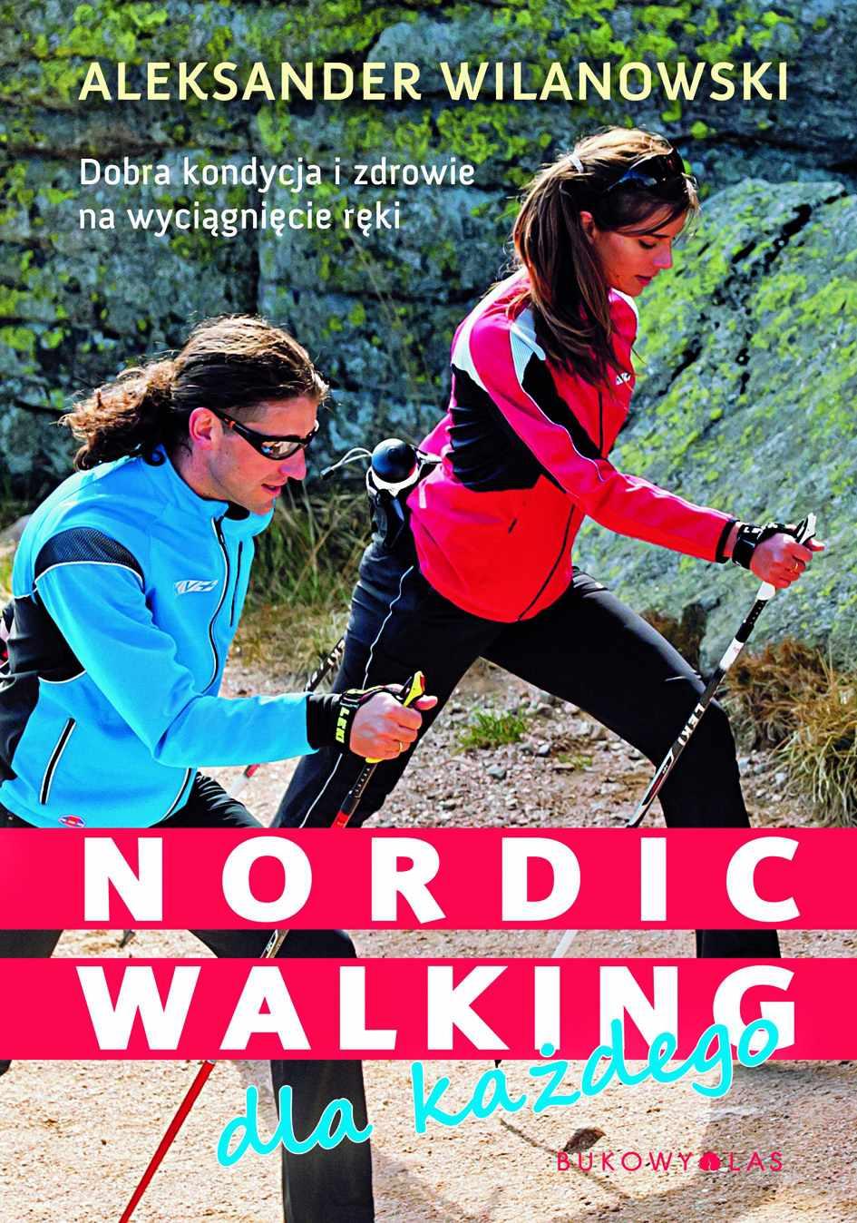 Nordic walking dla każdego - Ebook (Książka na Kindle) do pobrania w formacie MOBI
