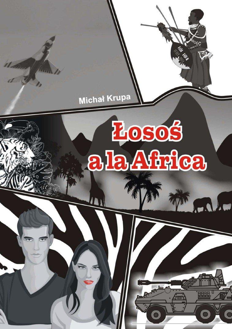 Łosoś a'la Africa - Ebook (Książka EPUB) do pobrania w formacie EPUB