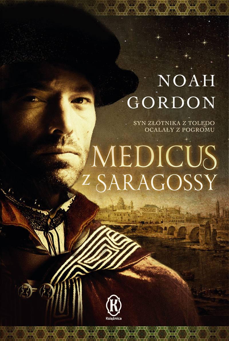 Medicus z Saragossy - Ebook (Książka na Kindle) do pobrania w formacie MOBI