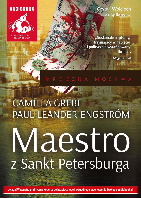 Maestro z Sankt Petersburga - Audiobook (Książka audio MP3) do pobrania w całości w archiwum ZIP