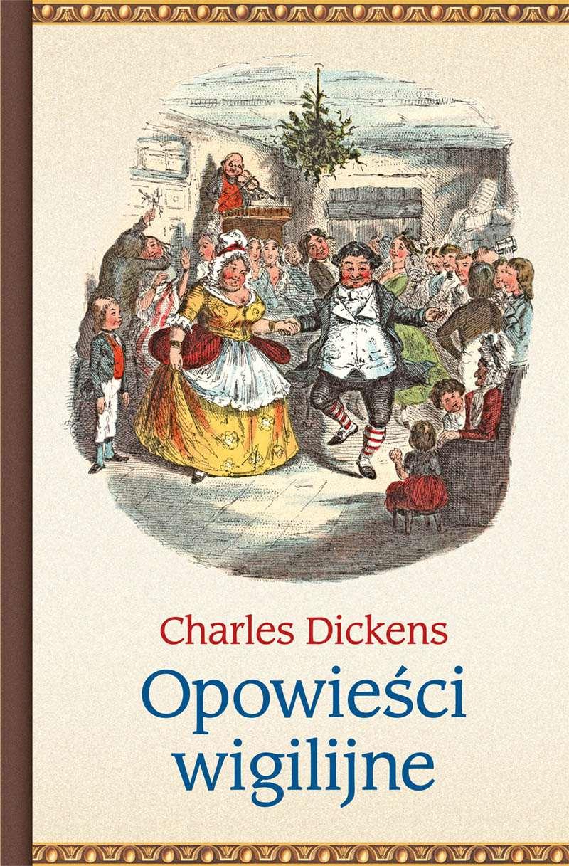 Opowieści wigilijne - Ebook (Książka na Kindle) do pobrania w formacie MOBI