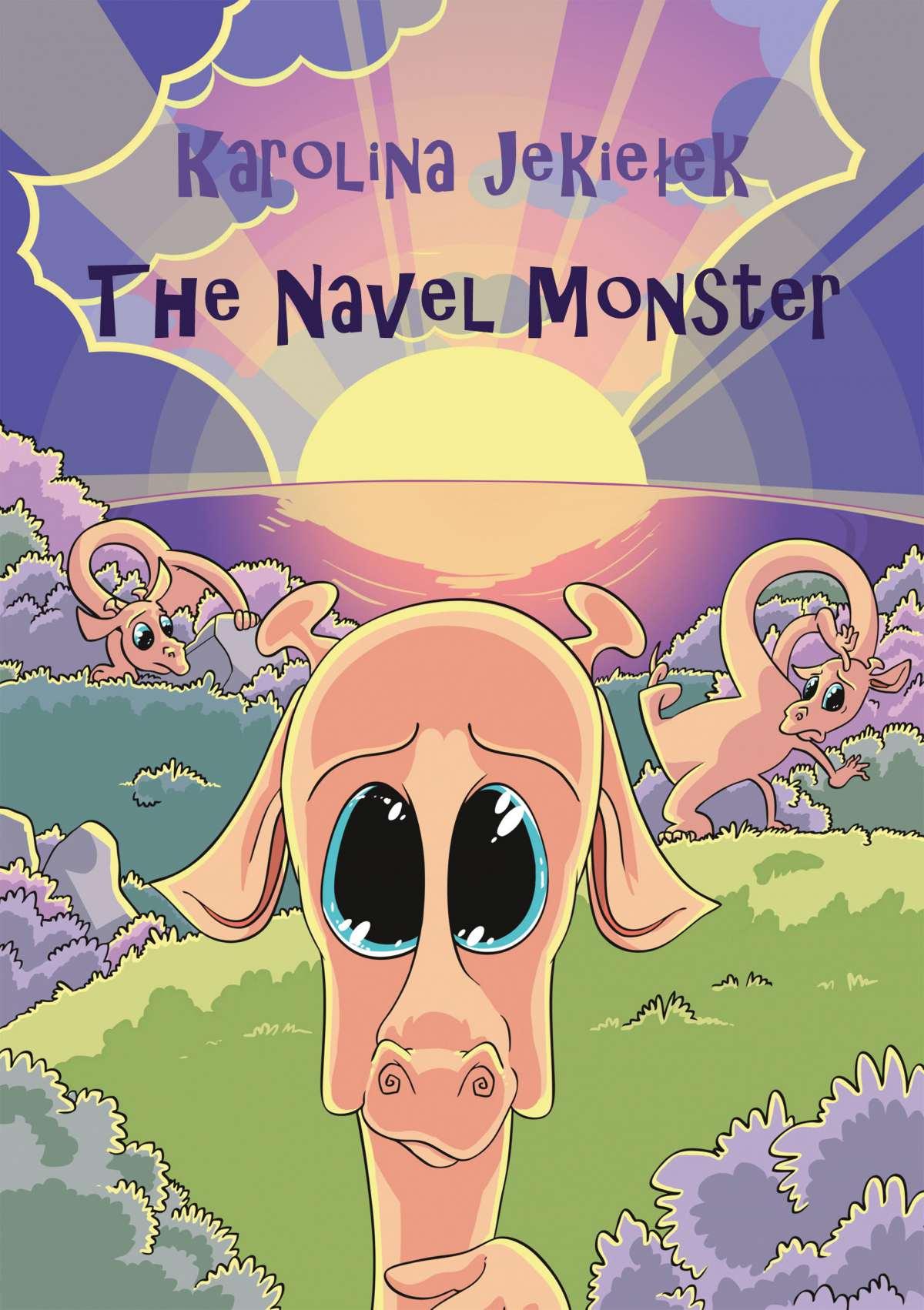 The Navel monster - Ebook (Książka na Kindle) do pobrania w formacie MOBI