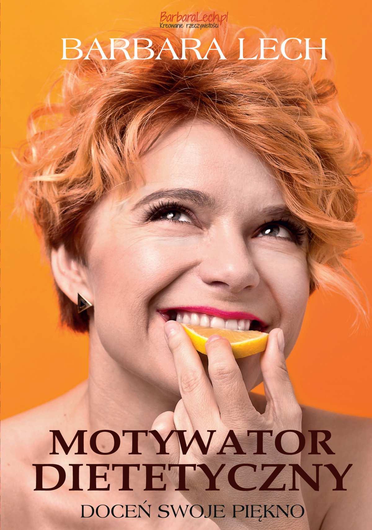 Motywator dietetyczny - Ebook (Książka EPUB) do pobrania w formacie EPUB