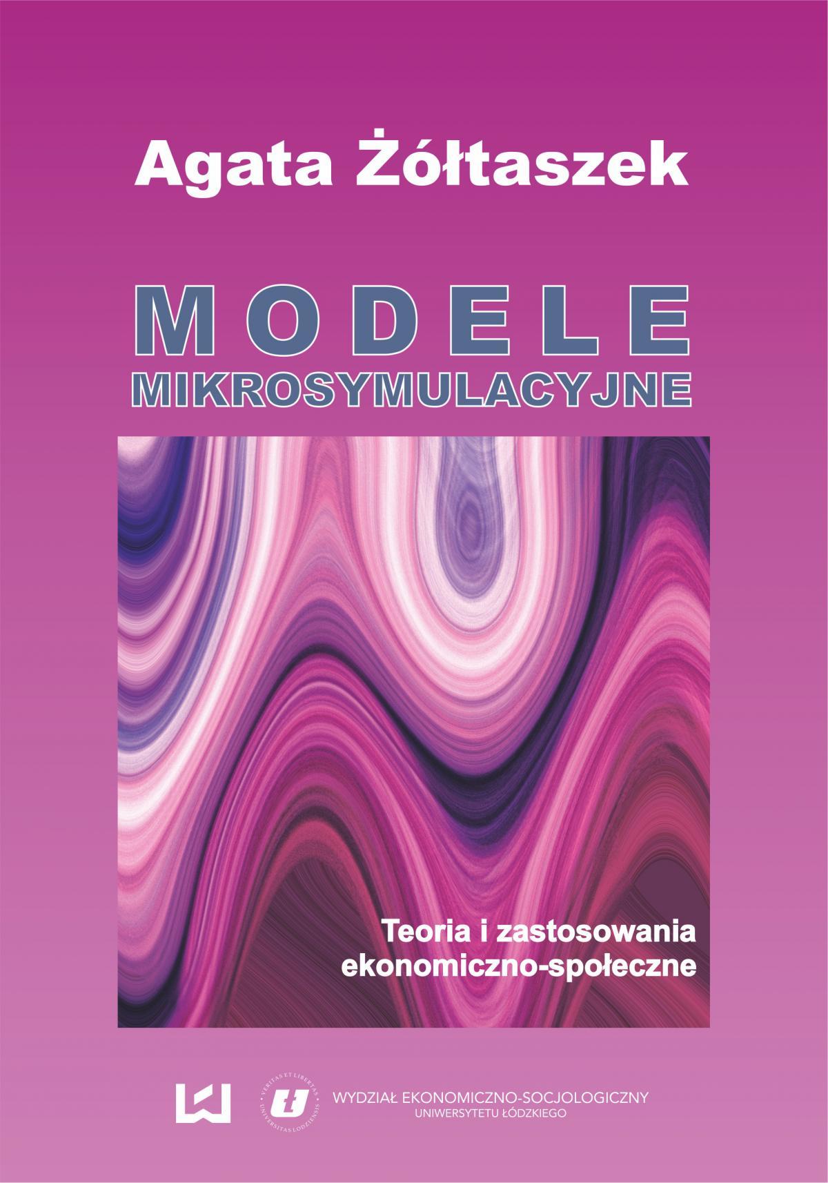 Modele mikrosymulacyjne. Teoria i zastosowania ekonomiczno-społeczne - Ebook (Książka PDF) do pobrania w formacie PDF