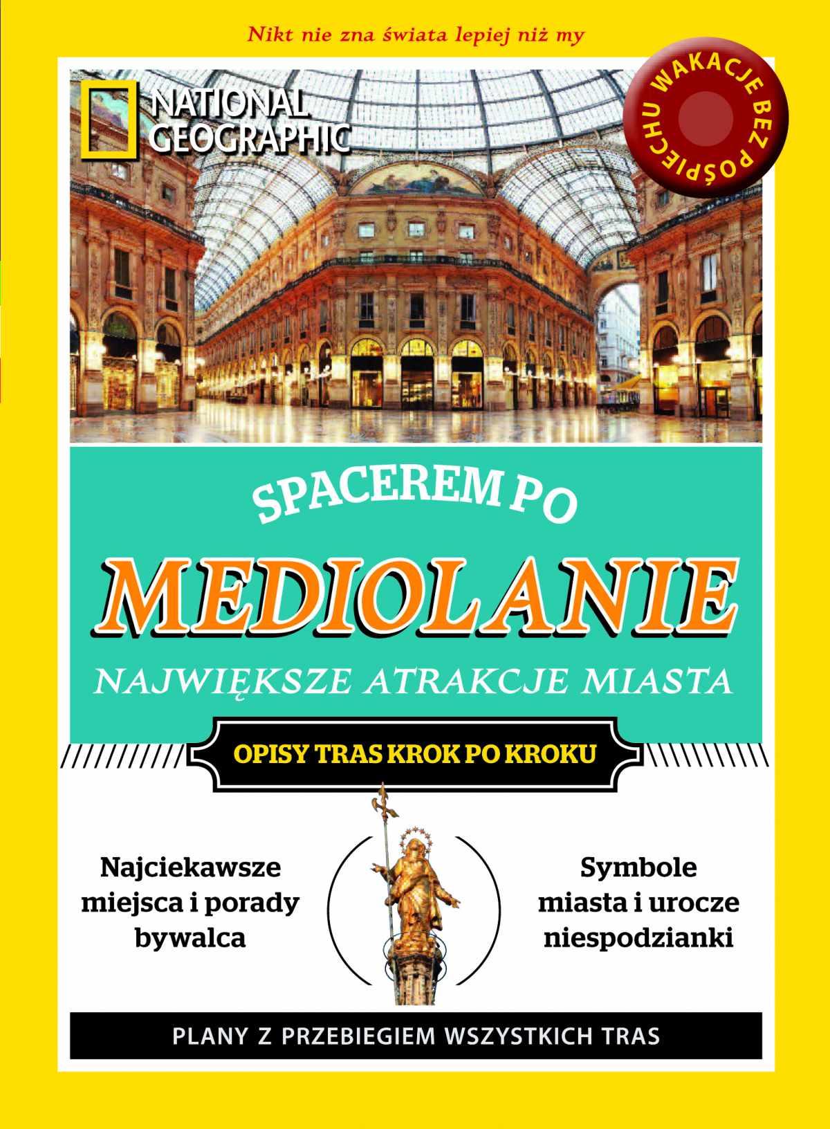 Spacerem po Mediolanie - Ebook (Książka EPUB) do pobrania w formacie EPUB