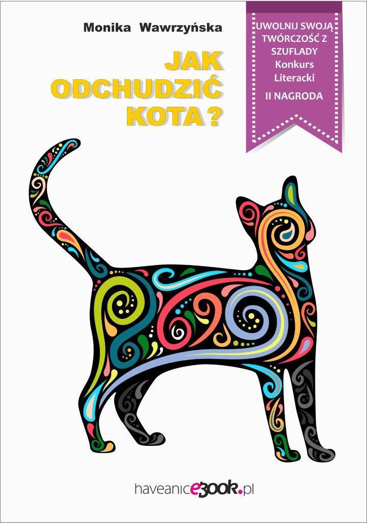 Jak odchudzić kota? - Ebook (Książka EPUB) do pobrania w formacie EPUB