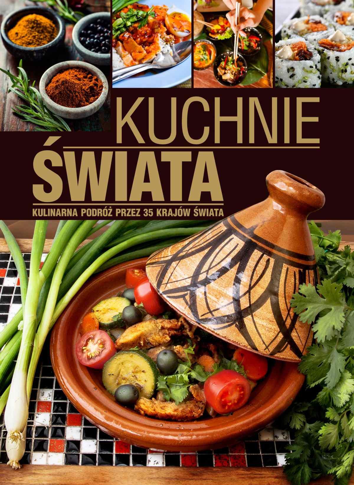 Kuchnie świata - Ebook (Książka PDF) do pobrania w formacie PDF