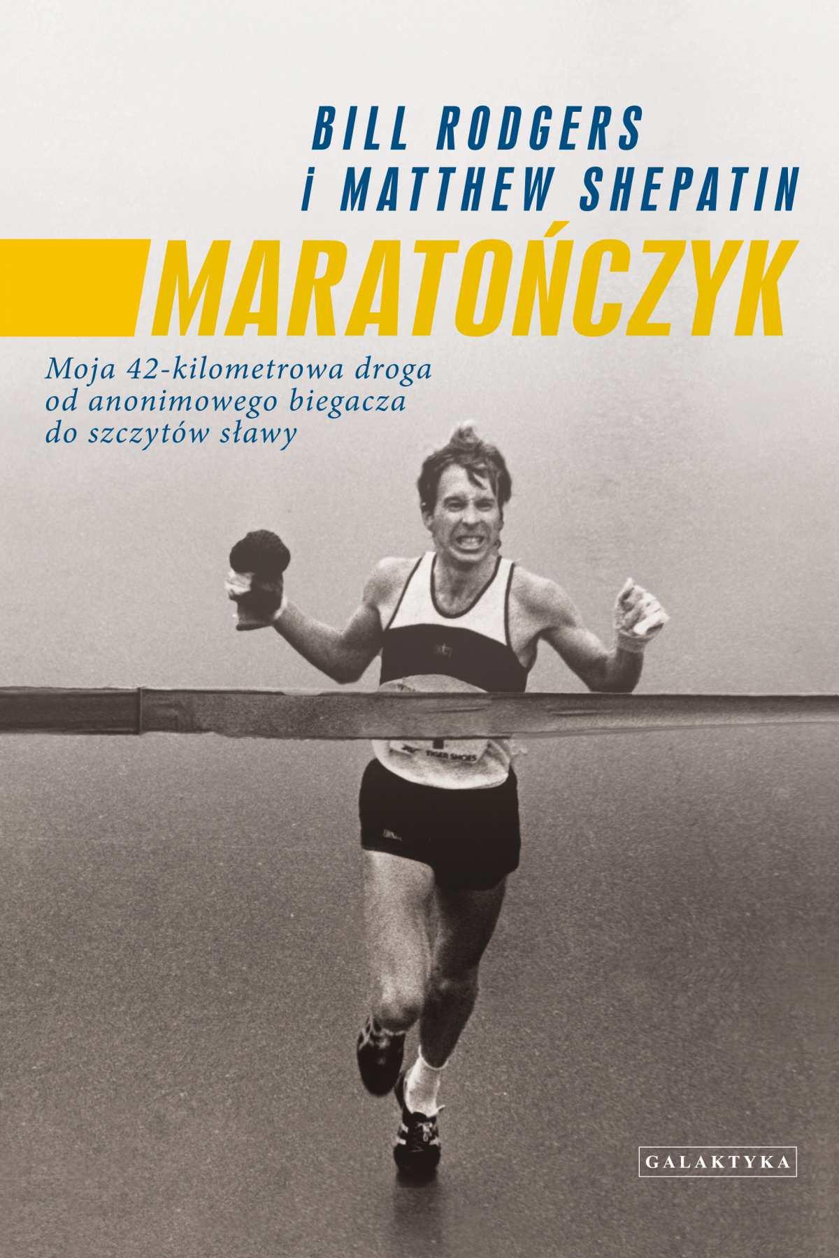 Maratończyk - Ebook (Książka na Kindle) do pobrania w formacie MOBI