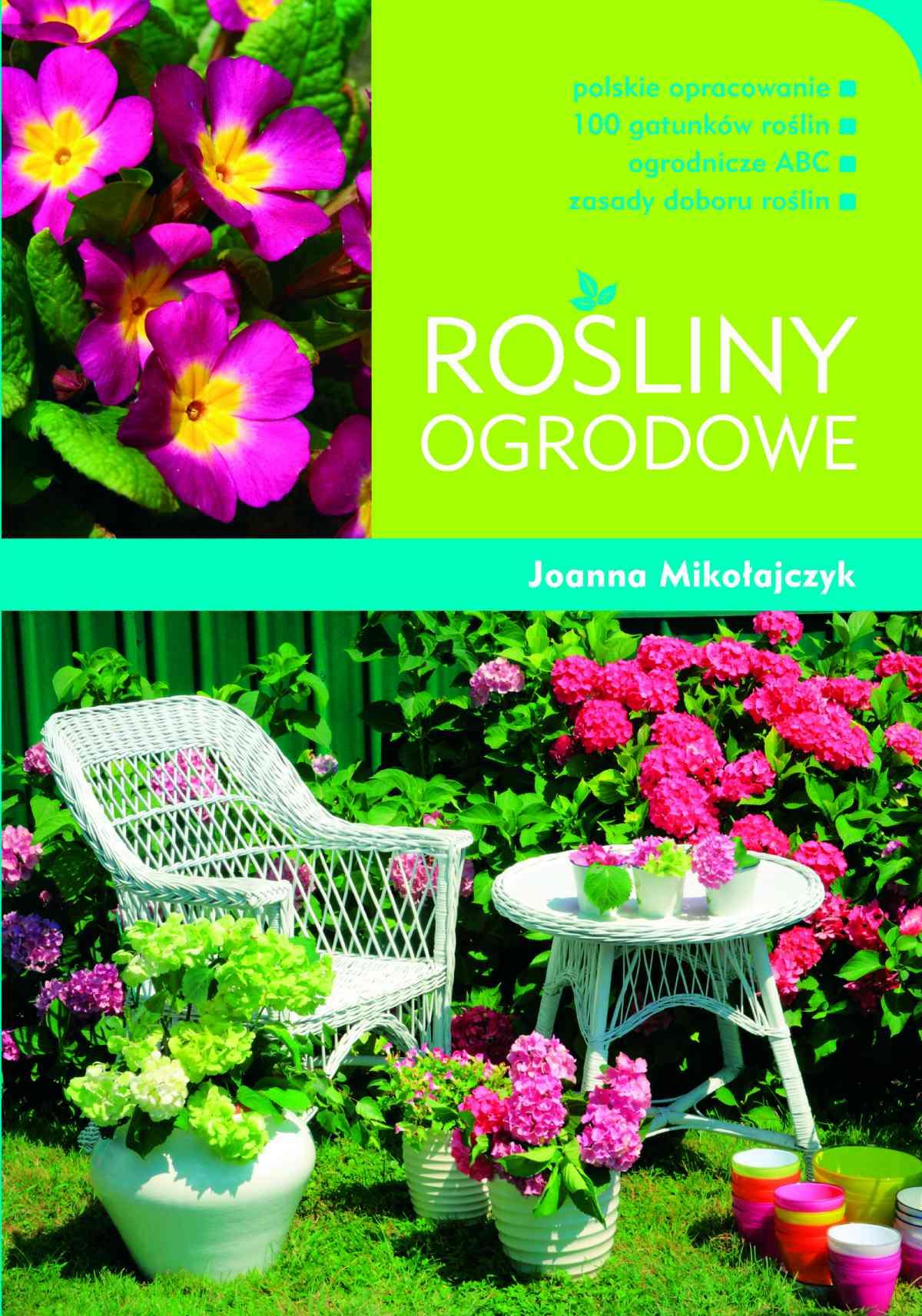 Rośliny ogrodowe - Ebook (Książka PDF) do pobrania w formacie PDF