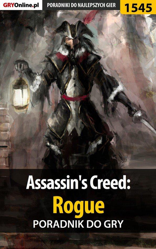 Assassin's Creed: Rogue - poradnik do gry - Ebook (Książka PDF) do pobrania w formacie PDF