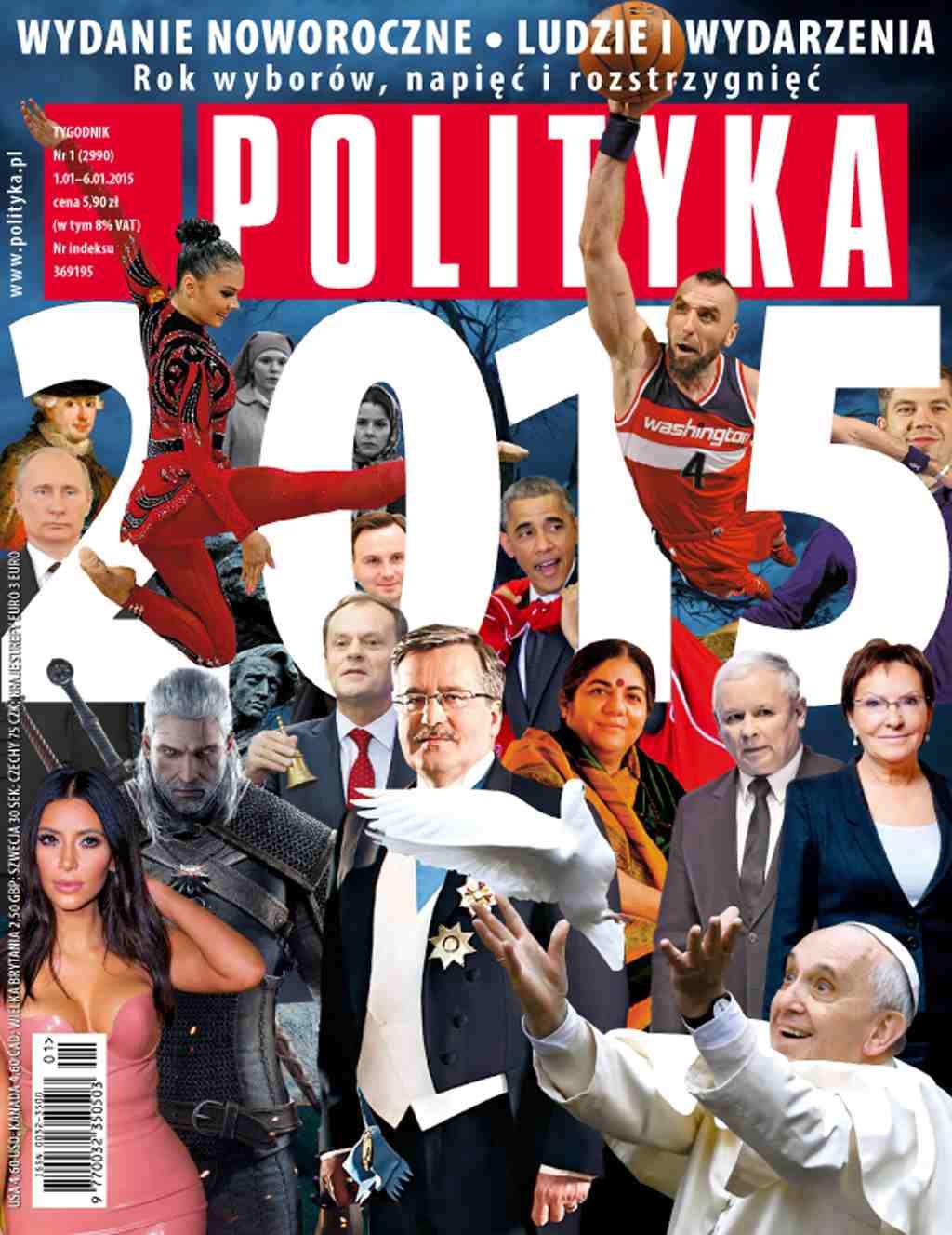 Polityka nr 1/2015 - Ebook (Książka PDF) do pobrania w formacie PDF