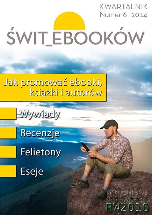 Świt ebooków nr 6 - Ebook (Książka EPUB) do pobrania w formacie EPUB