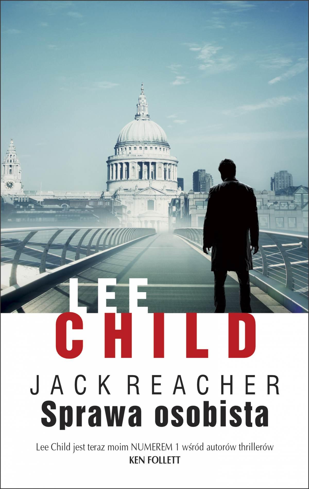 Jack Reacher. Sprawa osobista. - Ebook (Książka EPUB) do pobrania w formacie EPUB