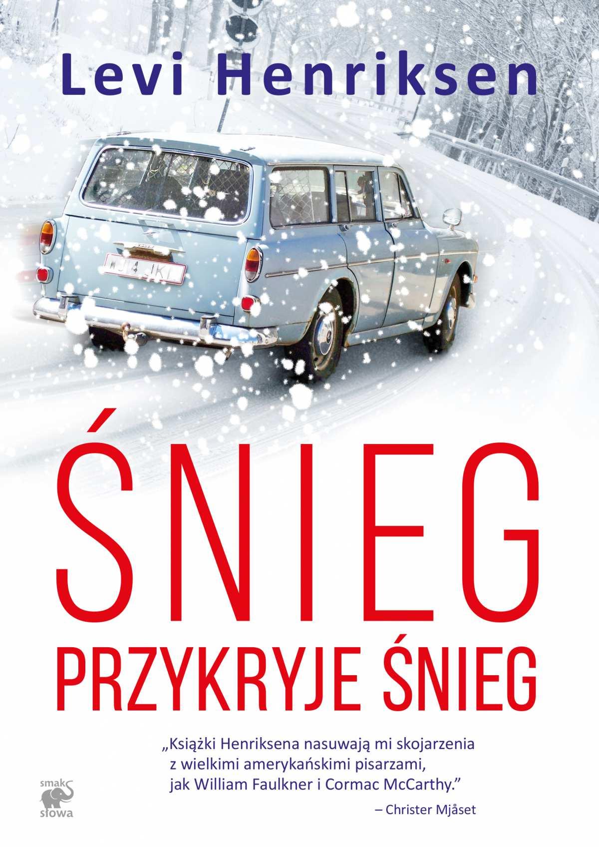 Śnieg przykryje śnieg - Ebook (Książka EPUB) do pobrania w formacie EPUB