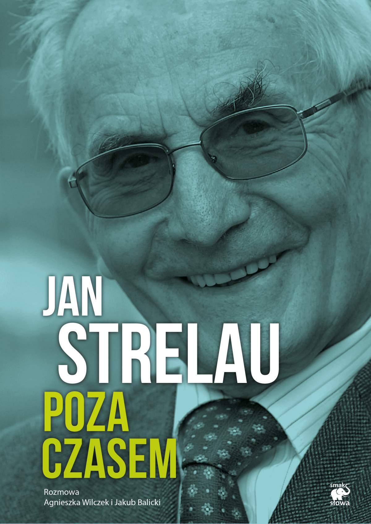 Jan Strelau. Poza czasem - Ebook (Książka EPUB) do pobrania w formacie EPUB