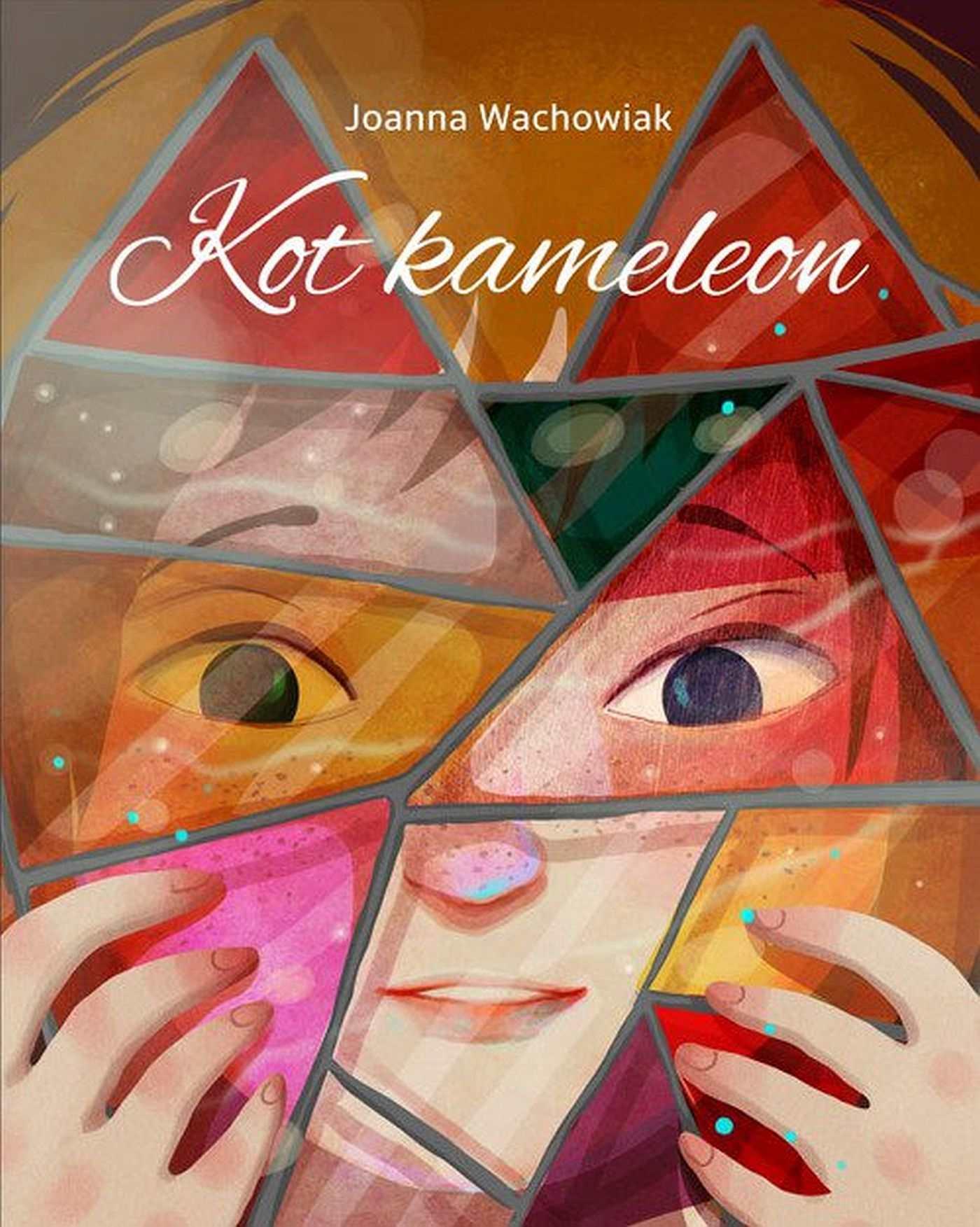 Kot Kameleon - Ebook (Książka EPUB) do pobrania w formacie EPUB