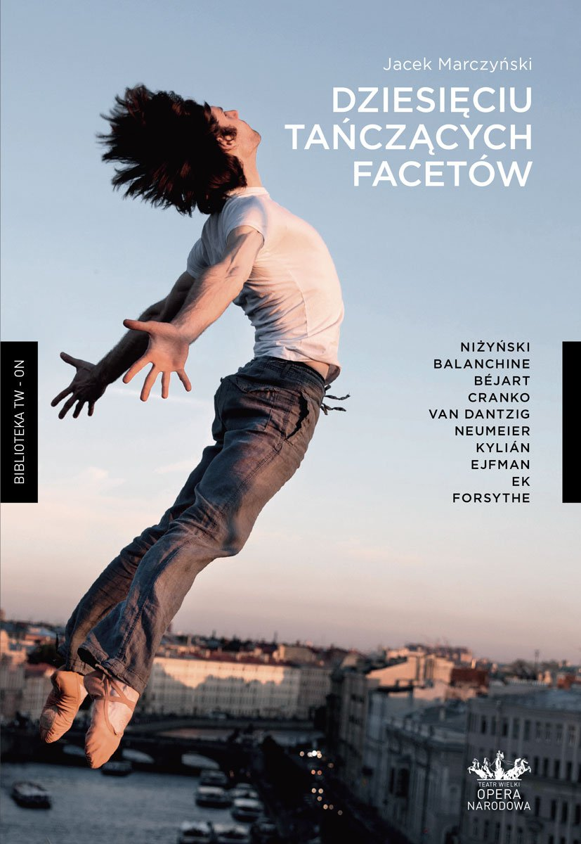 Dziesięciu tańczących facetów - Ebook (Książka EPUB) do pobrania w formacie EPUB