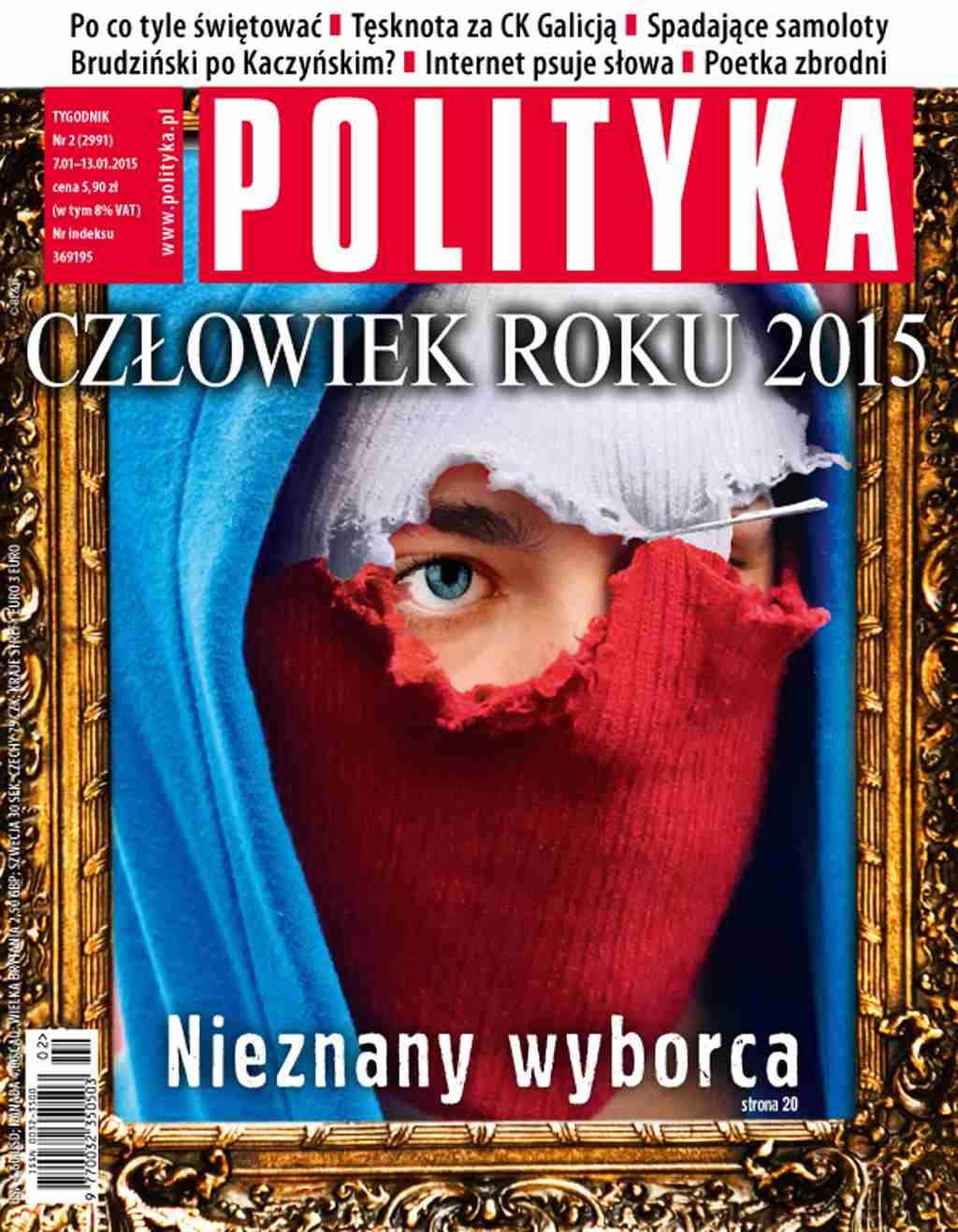 Polityka nr 2/2015 - Ebook (Książka PDF) do pobrania w formacie PDF