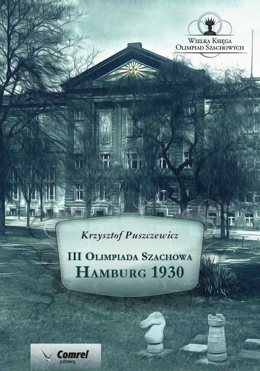 III Olimpiada Szachowa - Hamburg 1930 - Ebook (Książka PDF) do pobrania w formacie PDF