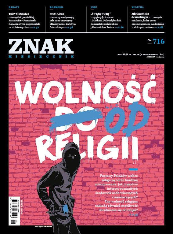 Miesięcznik Znak. Styczeń 2015 - Ebook (Książka PDF) do pobrania w formacie PDF
