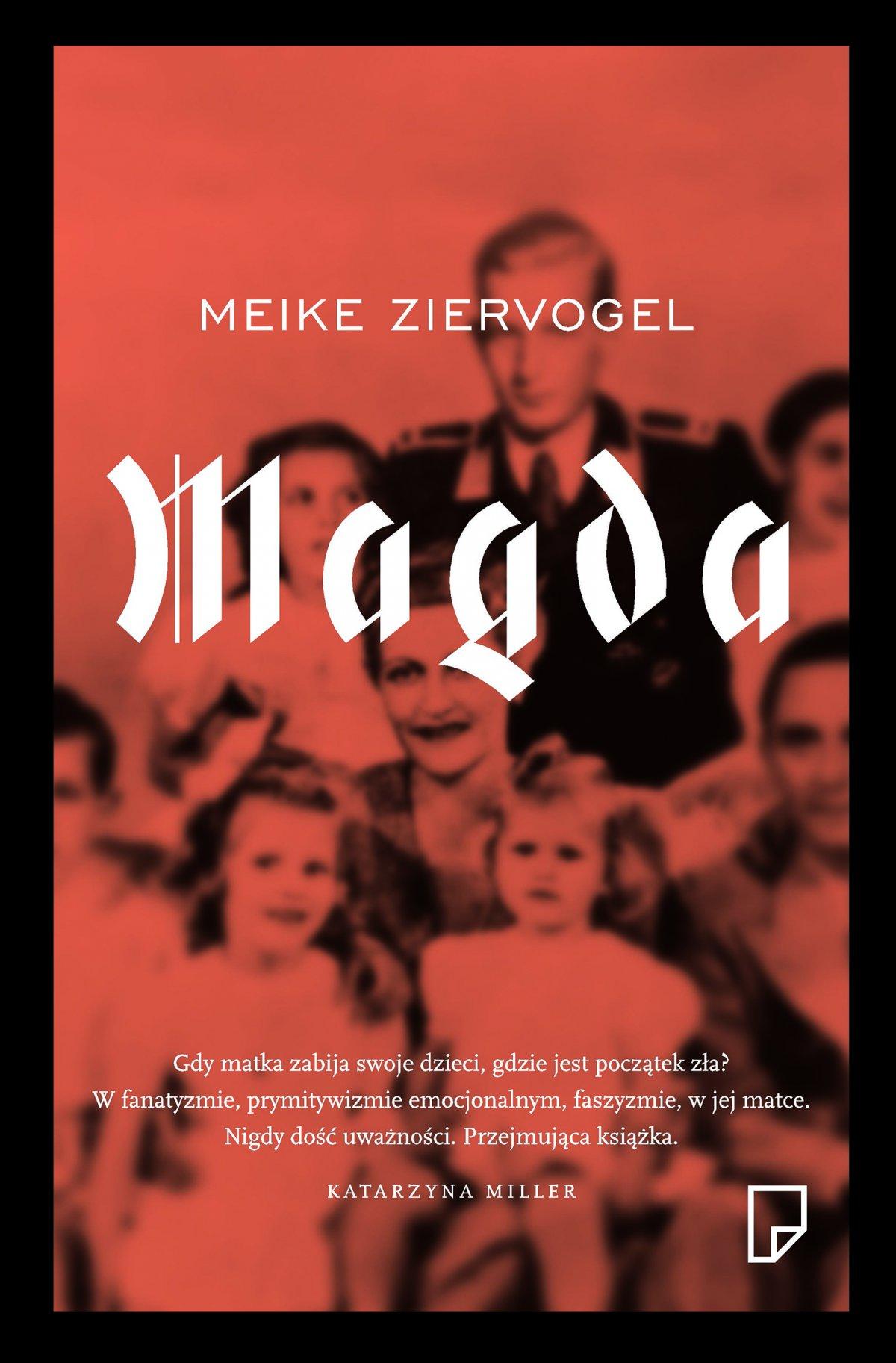 Magda - Ebook (Książka na Kindle) do pobrania w formacie MOBI