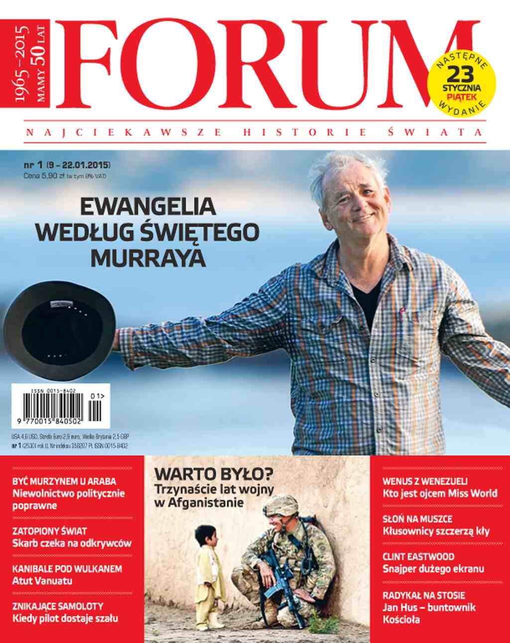 Forum nr 1/2015 - Ebook (Książka PDF) do pobrania w formacie PDF