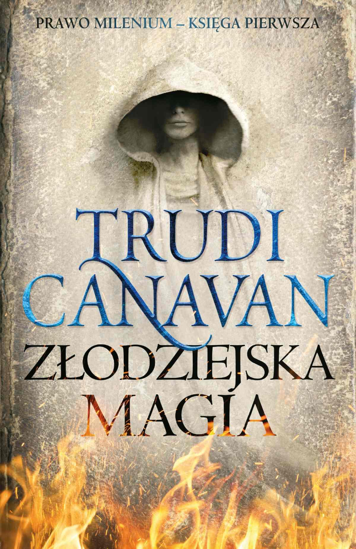 Złodziejska Magia. Księga Pierwsza. Prawo Milenium - Ebook (Książka EPUB) do pobrania w formacie EPUB