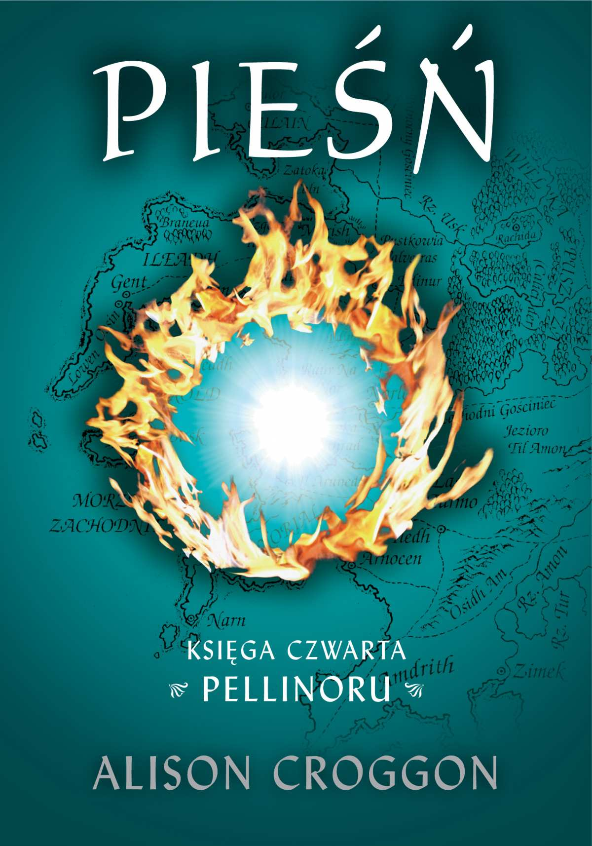 Pieśń. Księga IV Pellinoru - Ebook (Książka EPUB) do pobrania w formacie EPUB