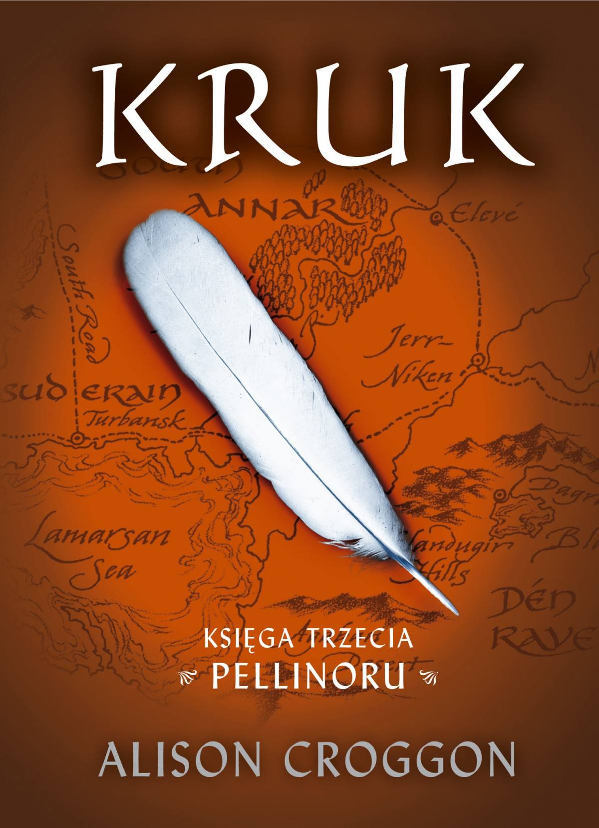 Kruk. Księga III Pellinoru - Ebook (Książka EPUB) do pobrania w formacie EPUB