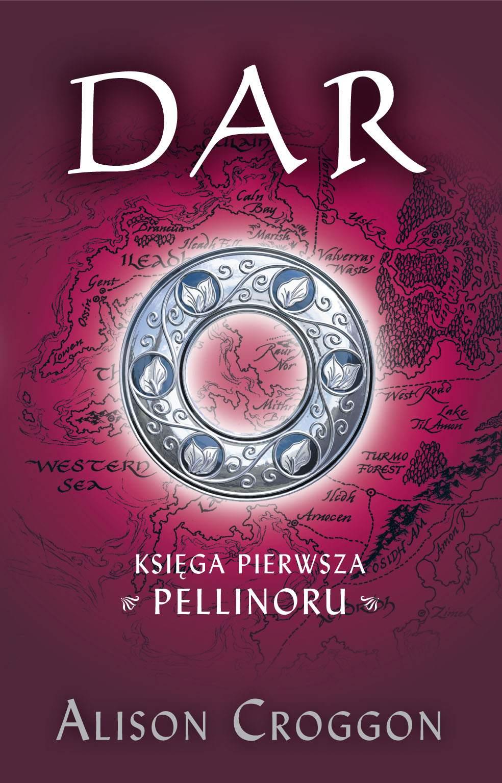 Dar. Księga I Pellinoru - Ebook (Książka EPUB) do pobrania w formacie EPUB