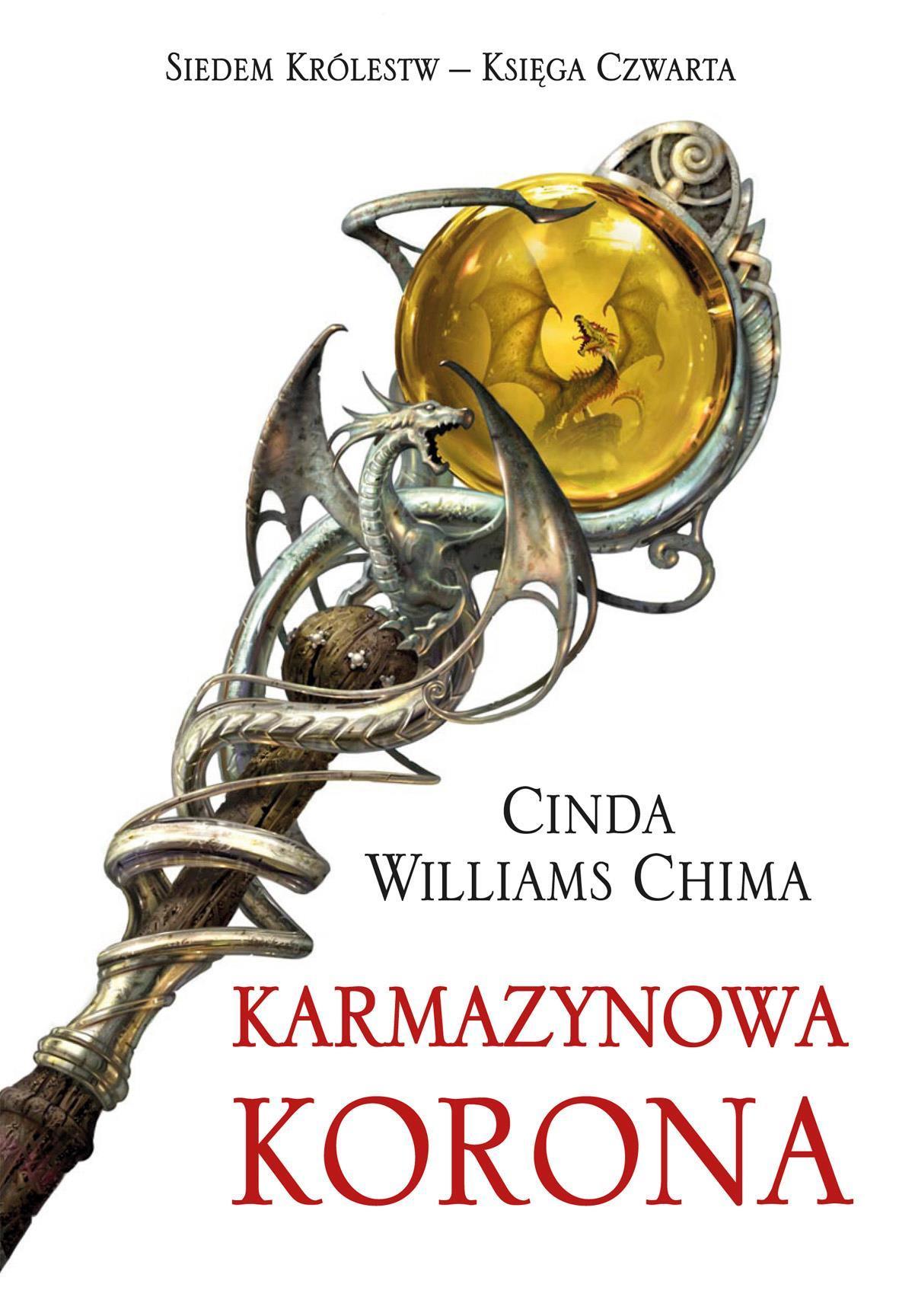Karmazynowa Korona. Tom 4 Siedem Królestw - Ebook (Książka EPUB) do pobrania w formacie EPUB