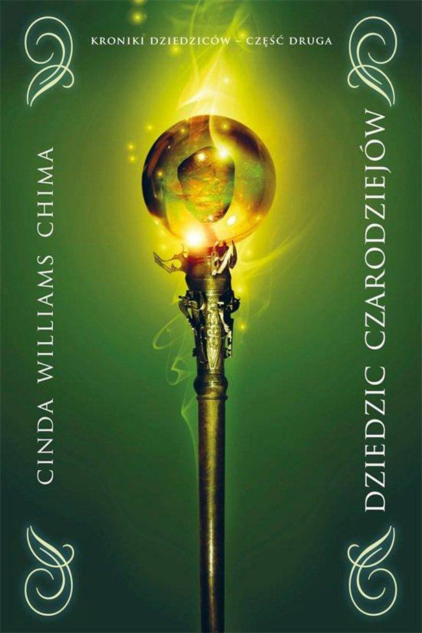 Dziedzic czarodziejów. Tom II Kroniki dziedziców - Ebook (Książka EPUB) do pobrania w formacie EPUB