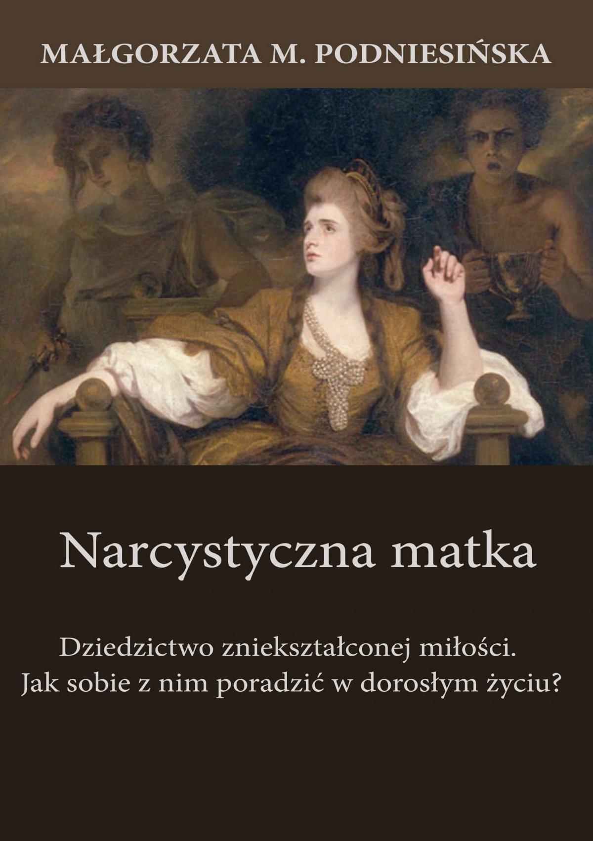 Narcystyczna matka - Ebook (Książka na Kindle) do pobrania w formacie MOBI