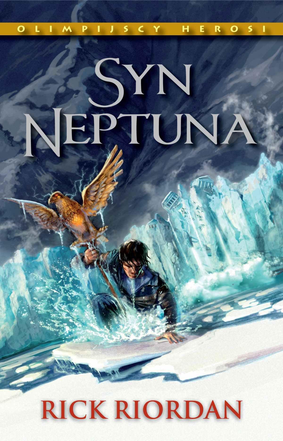 Syn Neptuna. Tom II. Olimpijscy herosi - Ebook (Książka na Kindle) do pobrania w formacie MOBI