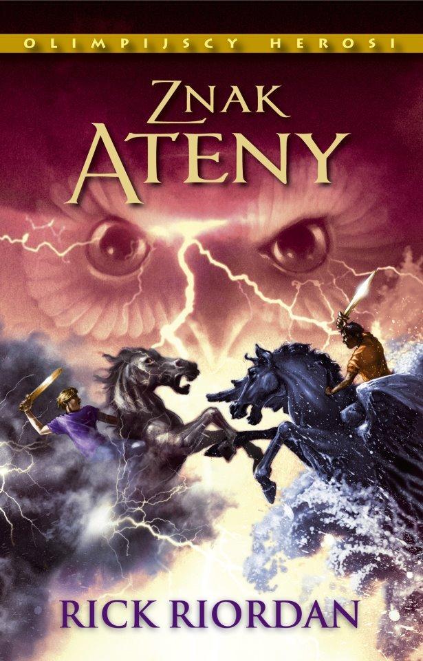 Znak Ateny. Tom III. Olimpijscy herosi - Ebook (Książka na Kindle) do pobrania w formacie MOBI