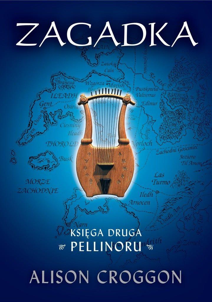 Zagadka. Księga druga Pellinoru - Ebook (Książka na Kindle) do pobrania w formacie MOBI
