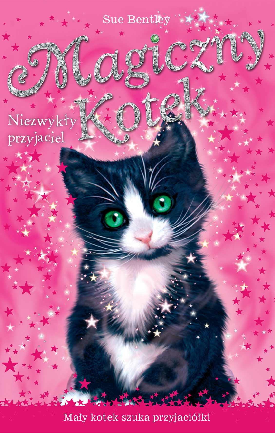 Niezwykły przyjaciel. Magiczny kotek - Ebook (Książka na Kindle) do pobrania w formacie MOBI