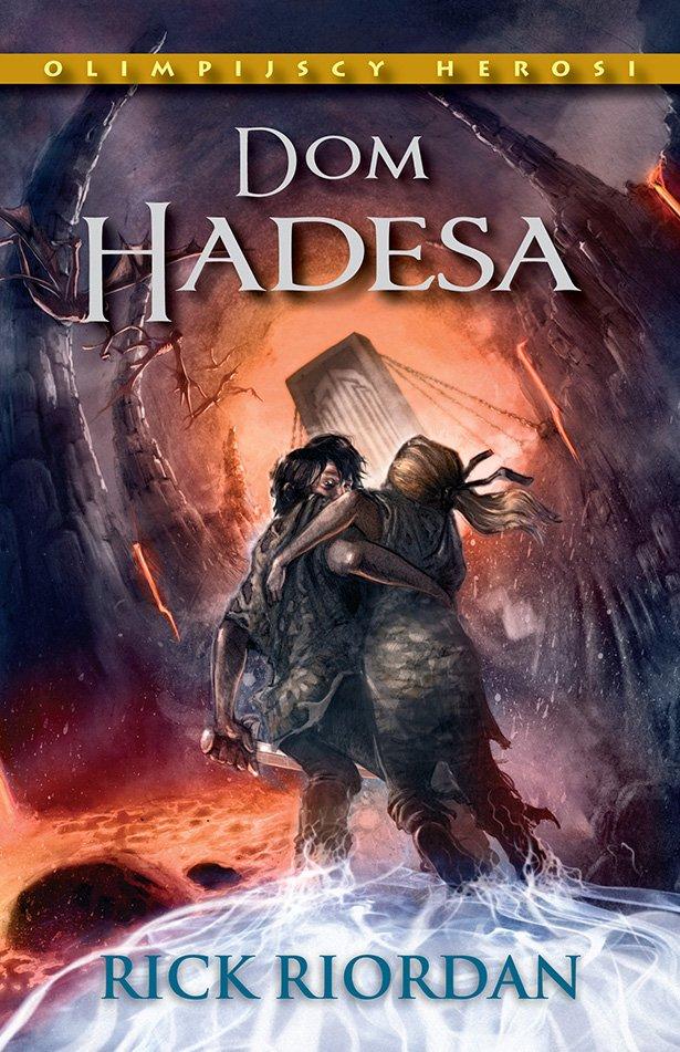 Dom Hadesa. Tom IV Olimpijscy herosi - Ebook (Książka na Kindle) do pobrania w formacie MOBI